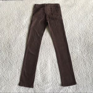 Brown Denim jeans by Roommates California